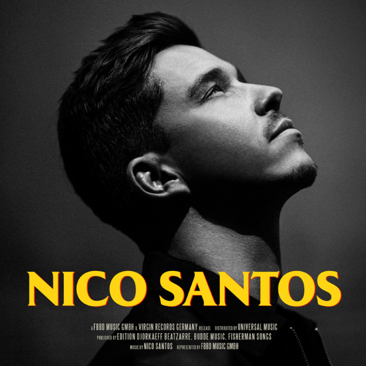 "Nico Santos ""Album-Cover"""