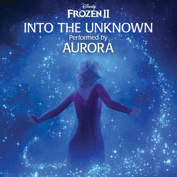 Aurora - Into The Unknown_Cover