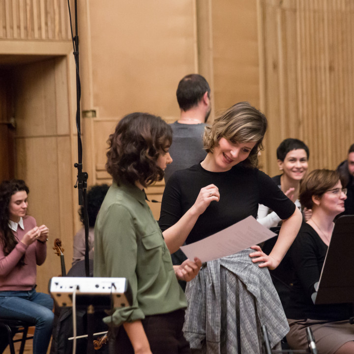 Katie Melua, Lisa Batiashvili