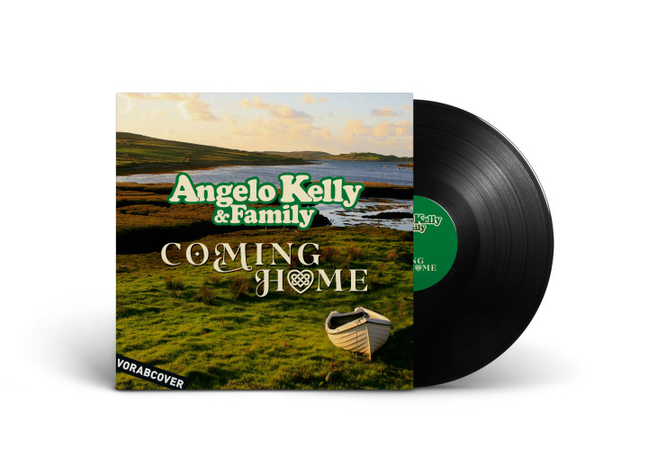 Angelo Kelly & Family Coming Home Vinyl