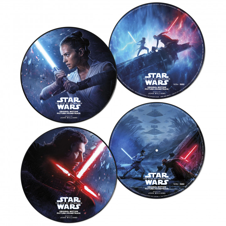 Star Wars: The Rise Of Skywalker (Vinyl)