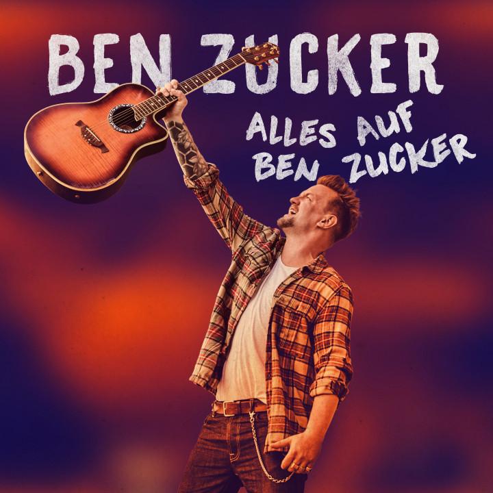 Ben Zucker Alles auf Ben Zucker Doku Cover