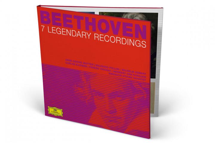 Beethoven 7 Legendary Recordings