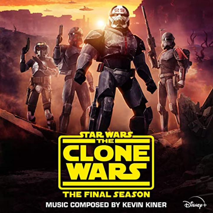 Star Wars: The Clone Wars - The Final Season (Episodes 1-4) - COVER