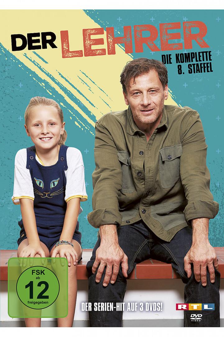 Der Lehrer - Die komplette 8. Staffel