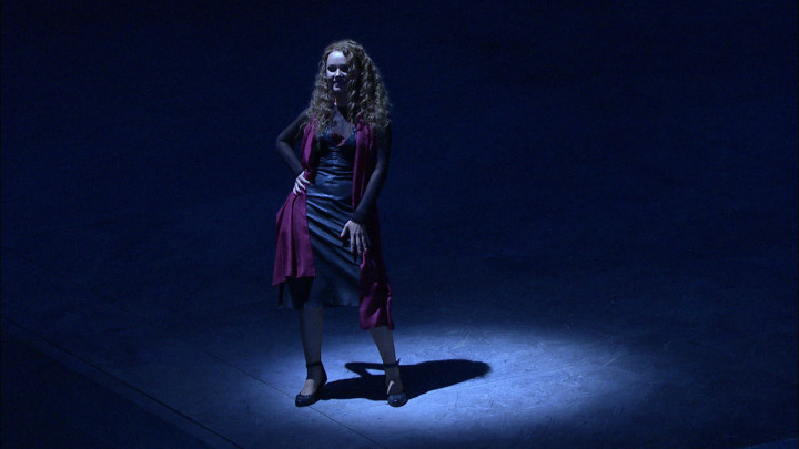 """Marina Domashenko, Daniel Barenboim - Bizet: L'amour est un oiseau rebelle """"Habanera"""" (Ausschnitt)"""