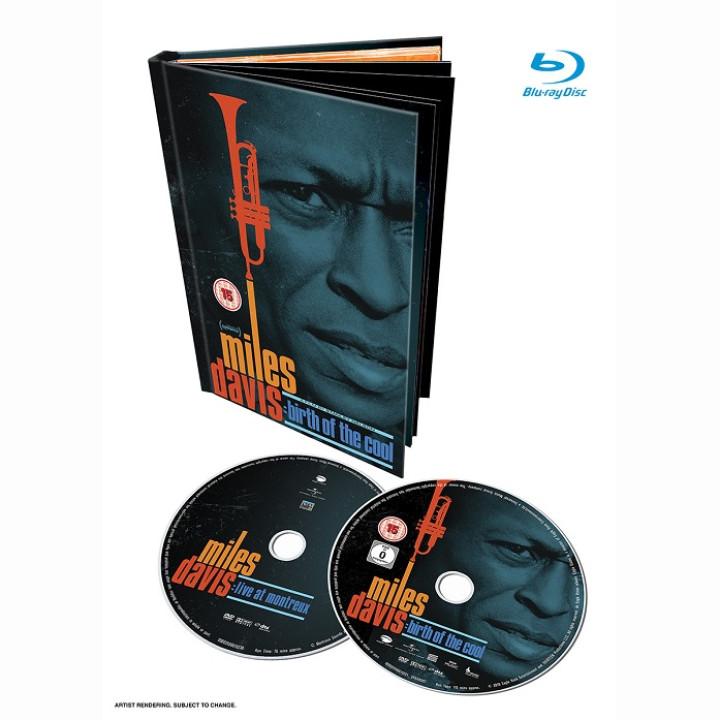 Miles Davis Hardbook Blu-ray