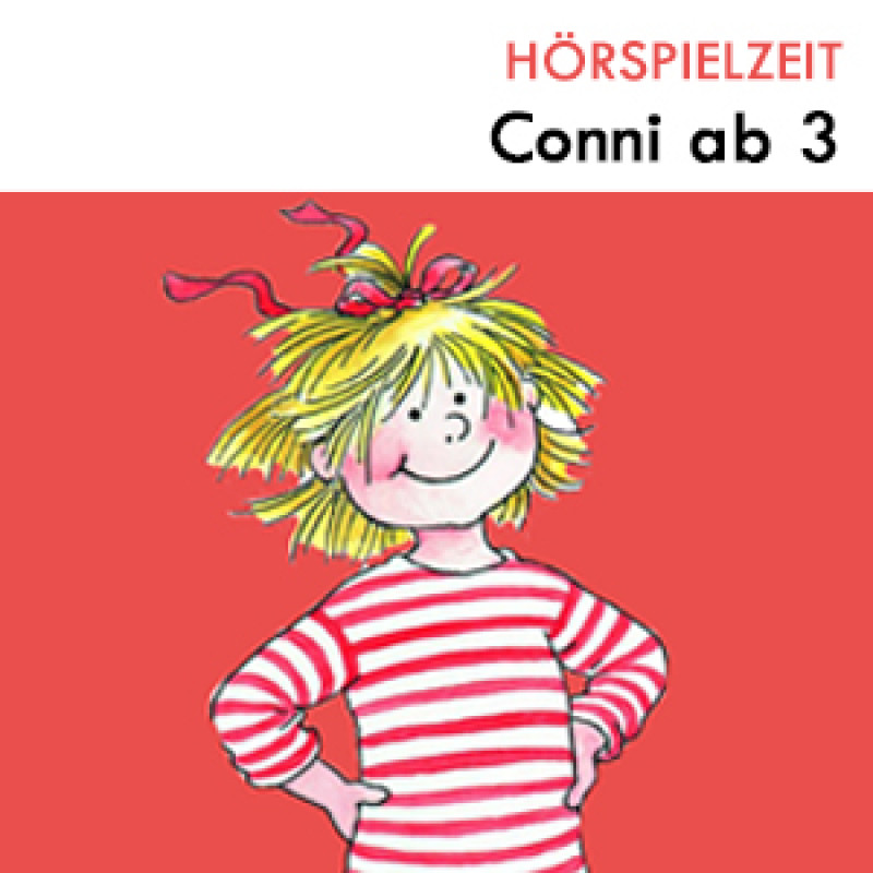 Conni - Alle Hörspiele ab 3