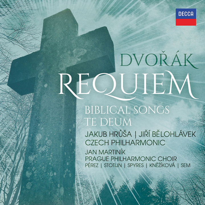 Dvo¿ák: Requiem, Biblical Songs, Te Deum