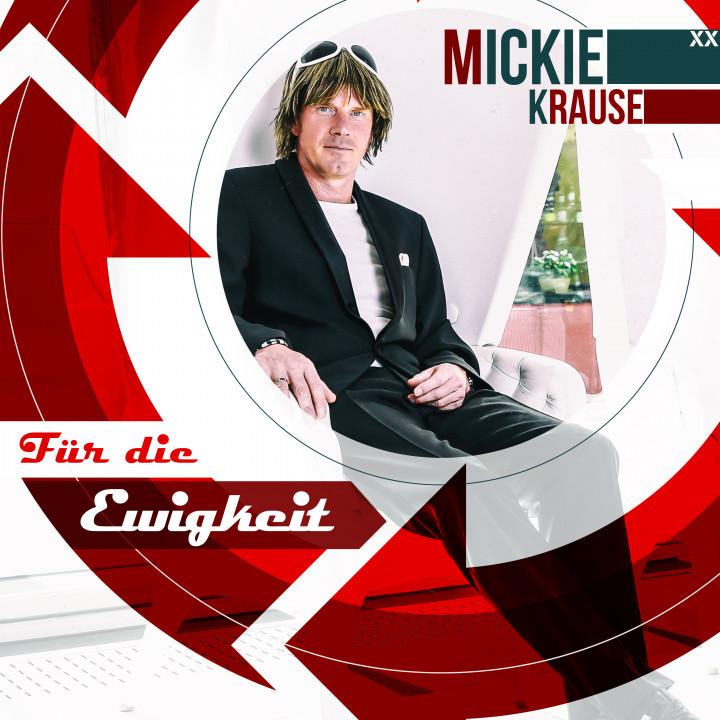 Mickie Krause Für die Ewigkeit Cover