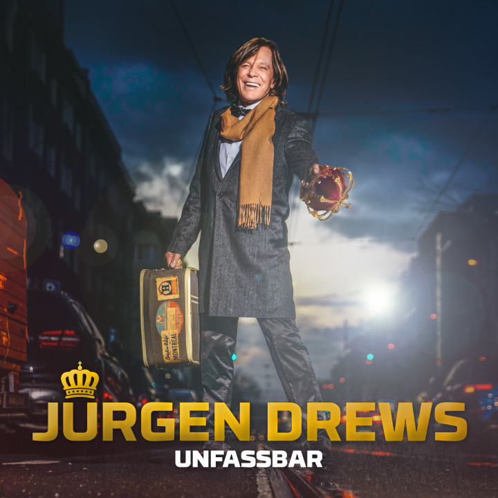 Jürgen Drews - Unfassbar Single