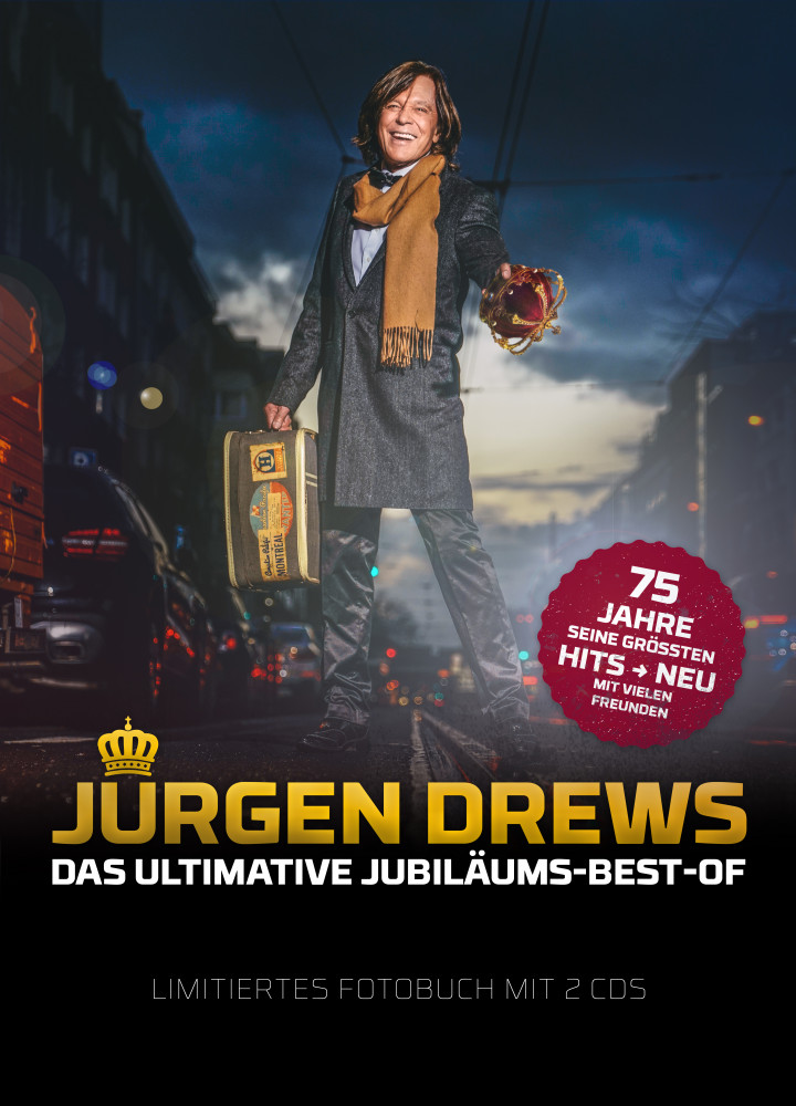 Jürgen Drews - Fotobuch Cover
