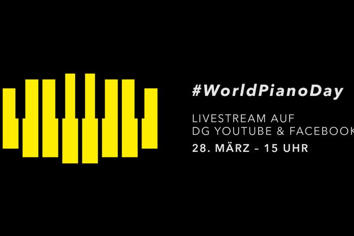 World Piano Day - deusch