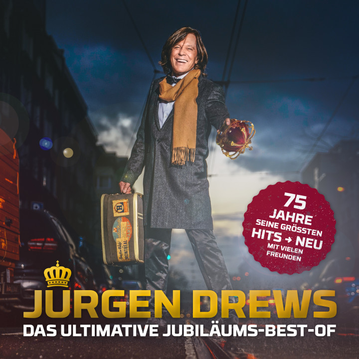 Jürgen Drews - Best Of Cover