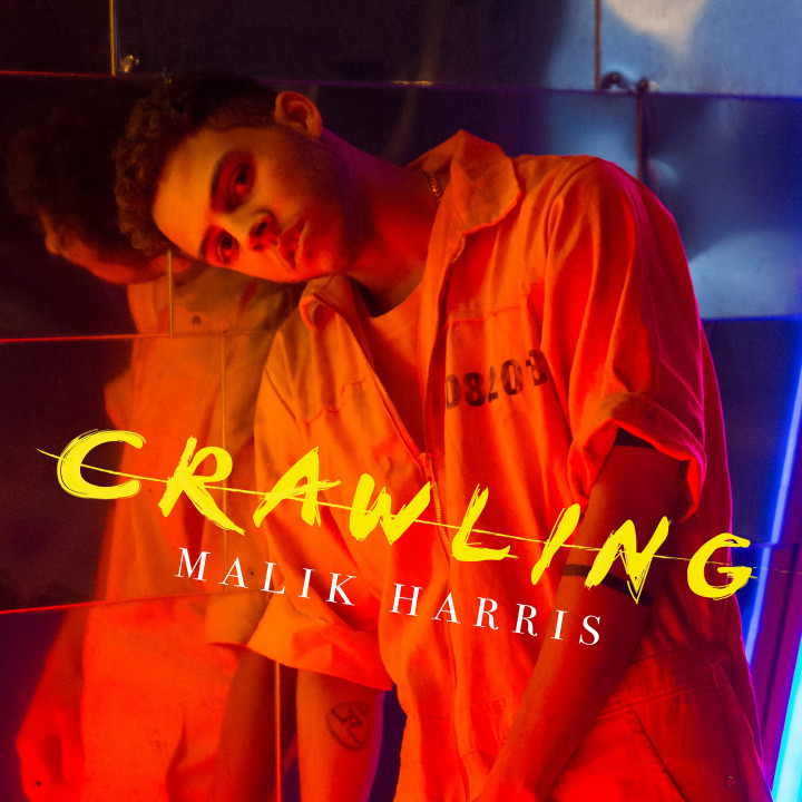 Malik Harris Crawling Cover