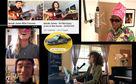Auf Streife im Netz, Künstler im Home Office - Kreativität gegen Krisenstimmung