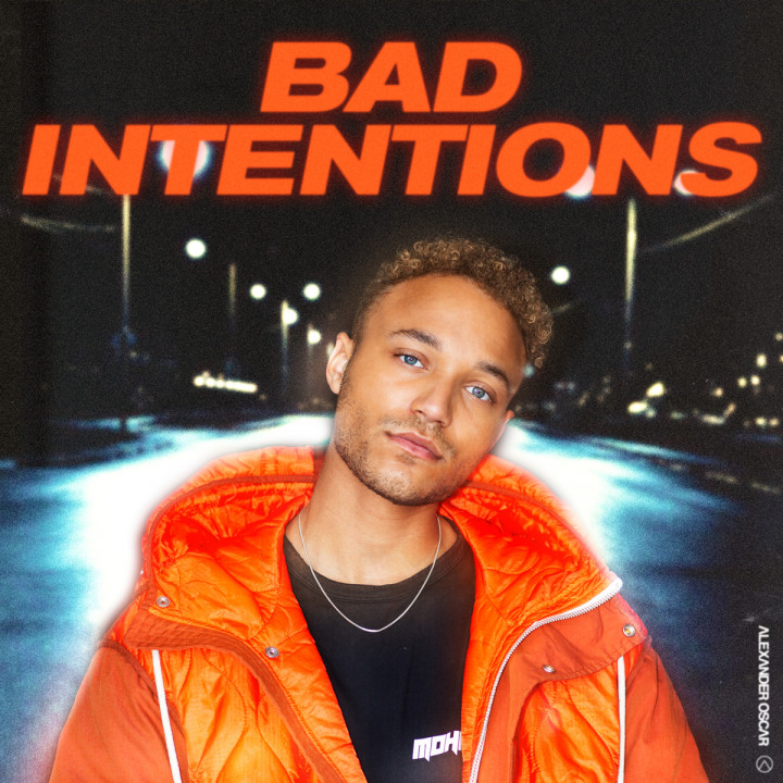 Alexander Oscar Bad Intentions Cover