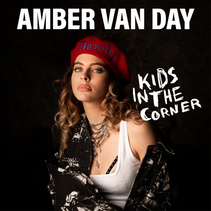 Amber van Day - Kids in the corner Cover