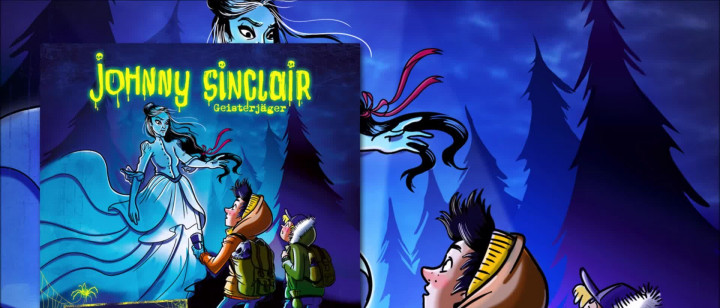 Johnny Sinclair: Die Gräfin mit dem eiskalten Händchen - Teil 1 (Hörprobe)