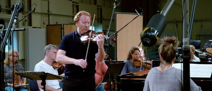 Chausson: Concert for Violin, Piano & String Quartet Op. 21: II. Sicilienne – Pas vite