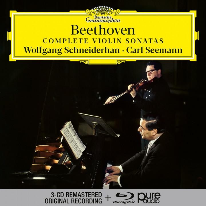Beethoven Complete Violin Sonatas