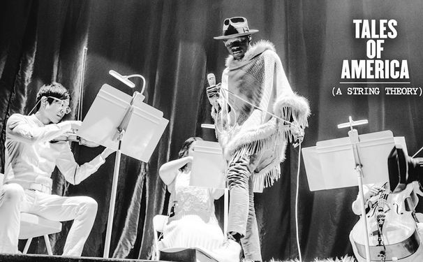 J.S. Ondara, Nur Stimme und Streicher - J.S. Ondara glänzt kammermusikalisch