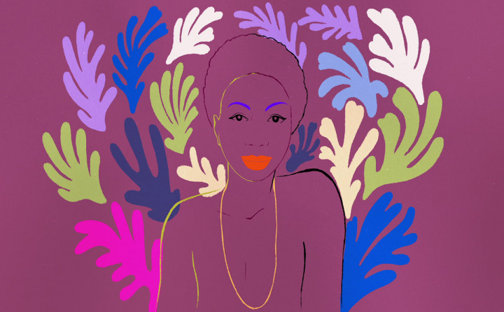 Nina Simone - Color Is A Beautiful Thing