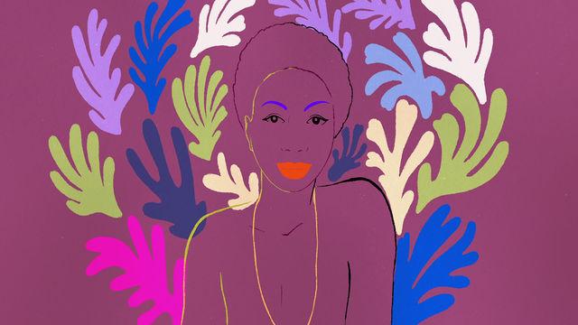 Nina Simone, Farbenfrohe Nina Simone - wiederentdecktes Album jetzt überall im Stream ...