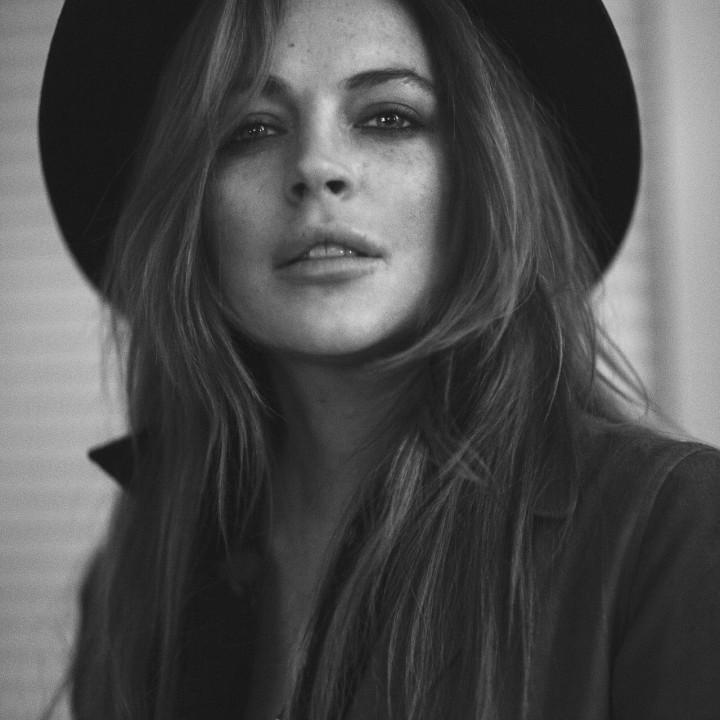 Lindsay Lohan 2020