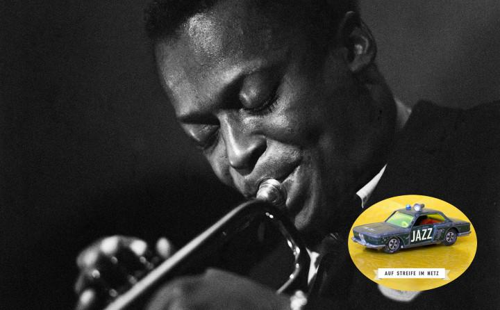 Auf Streife im Netz - Miles Davis