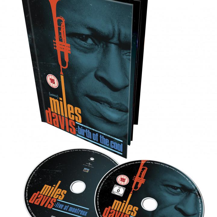 Miles Davis Birth Of The Cool (Ltd. BluRay + DVD)