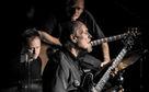 John Scofield, John Scofield, Steve Swallow & Bill Stewart - vor Spielwitz sprühend