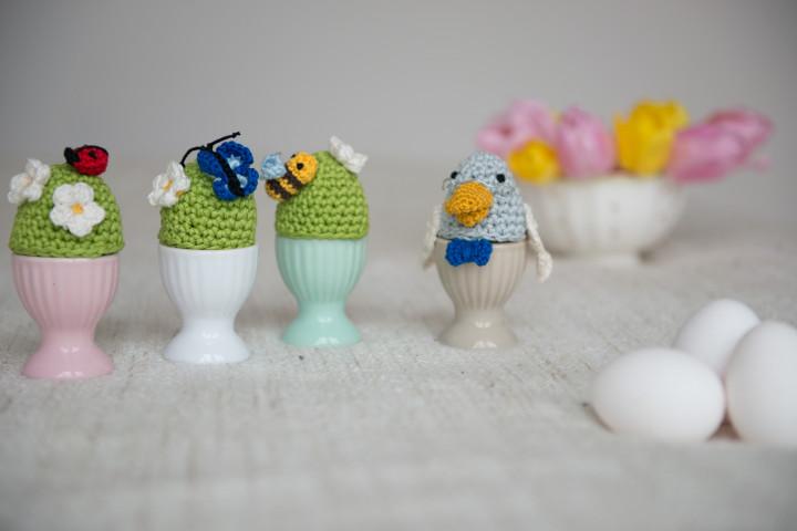 Häkelanleitung Ostern