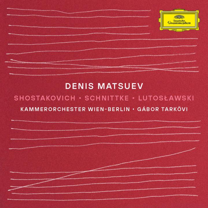 Shostakovich / Schnittke / Lutoslawski
