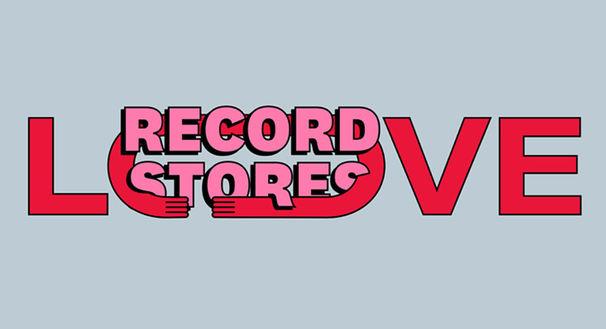 Various Artists, Leute, zeigt Liebe! - Love Record Stores-Kampagne jetzt auch in Deutschland