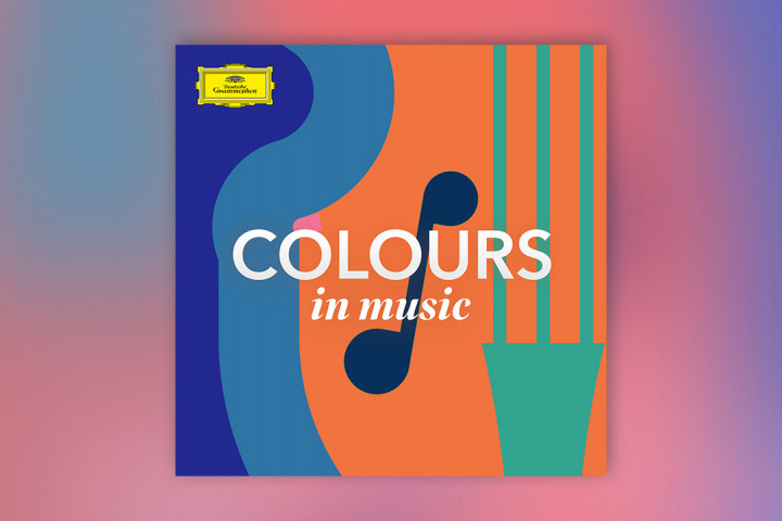 Colours in Music - April