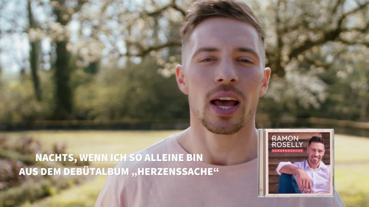 Ramon Roselly - Herzenssache (Offizielles Album Video)