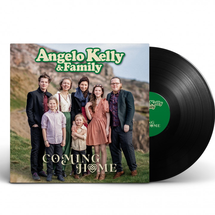 Angelo Kelly Coming Home Vinyl - final