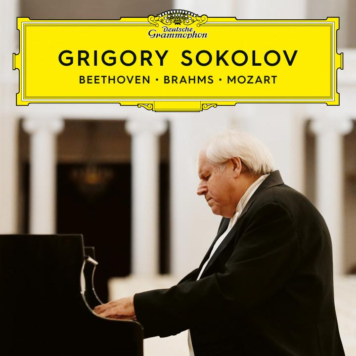 Grigory Sokolov - Beethoven, Brahms, Mozart