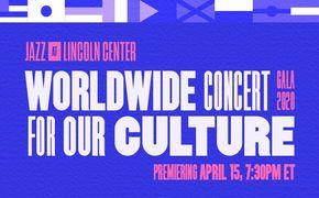 Auf Streife im Netz, Jazz aus dem Lockdown - Lincoln Center Gala dieses Jahr virtuell