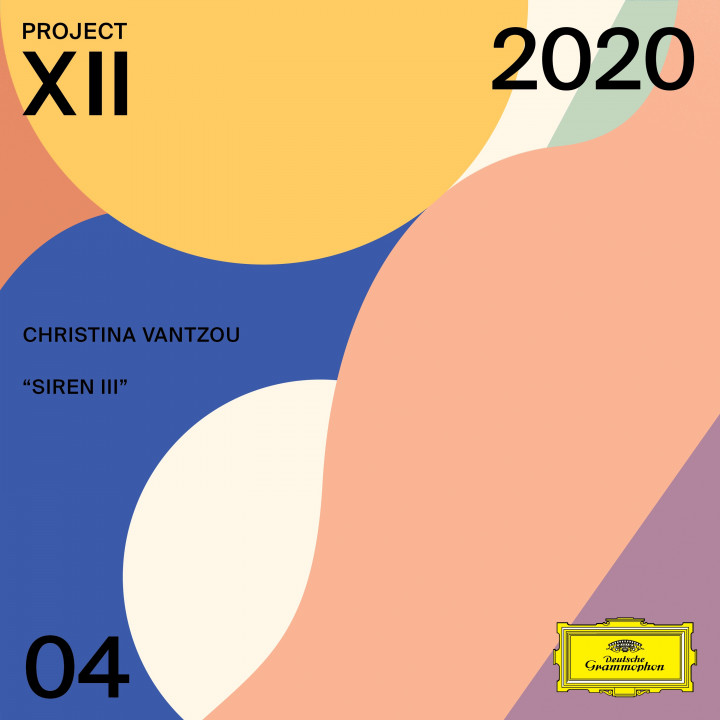 Siren III - Christina Vantzous