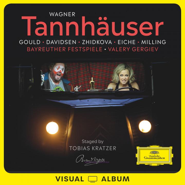 Wagner Tannhäuser Gergiev 00044007357613