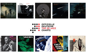 Jazz Charts, Jazz-Charts März 2020