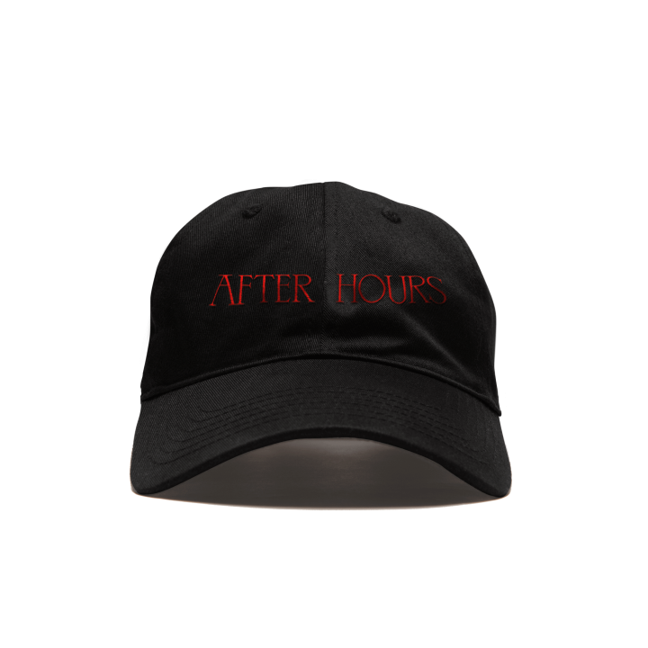 AFTER HOURS XO LOGO