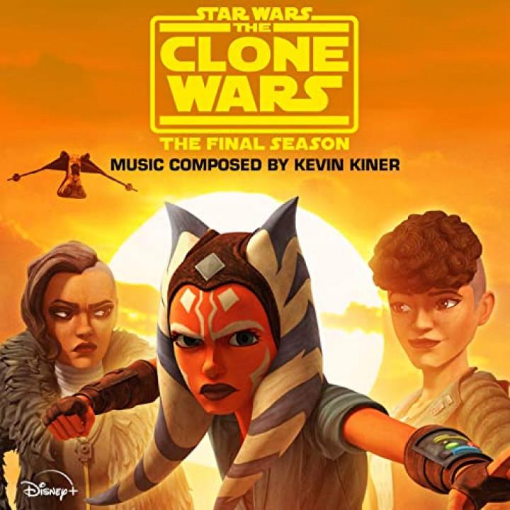 Star Wars: The Clone Wars - The Final Season (Episodes 5-8)