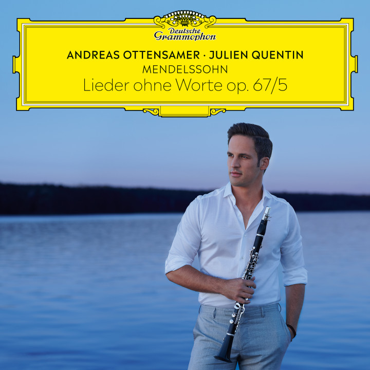 Mendelssohn: Lieder ohne Worte, Op. 67: No. 5 Moderato (Arr. Ottensamer for Clarinet and Piano)