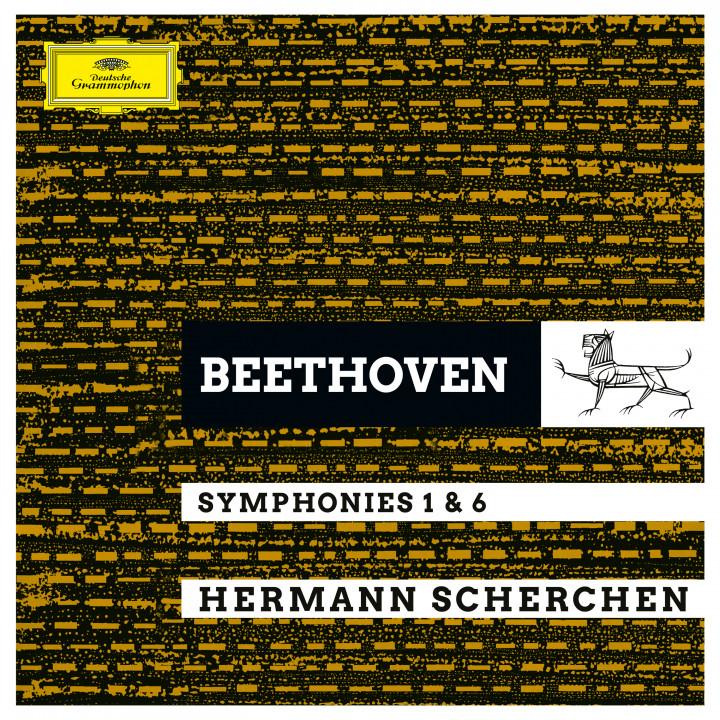 Beethoven: Symphonies 1 & 6 Hermann Scherchen