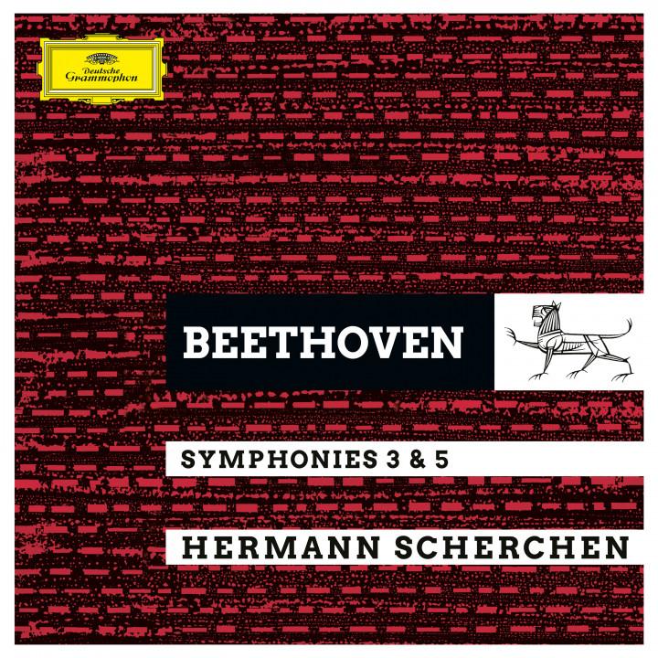 Beethoven: Symphonies 3 & 5 Hermann Scherchen