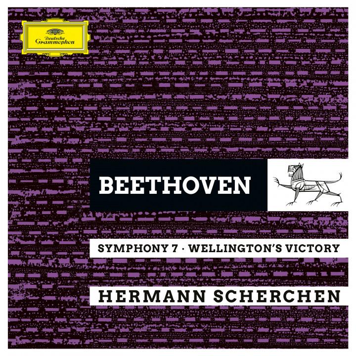 Beethoven: Symphonie 7 & Wellington's Victory - Hermann Scherchen