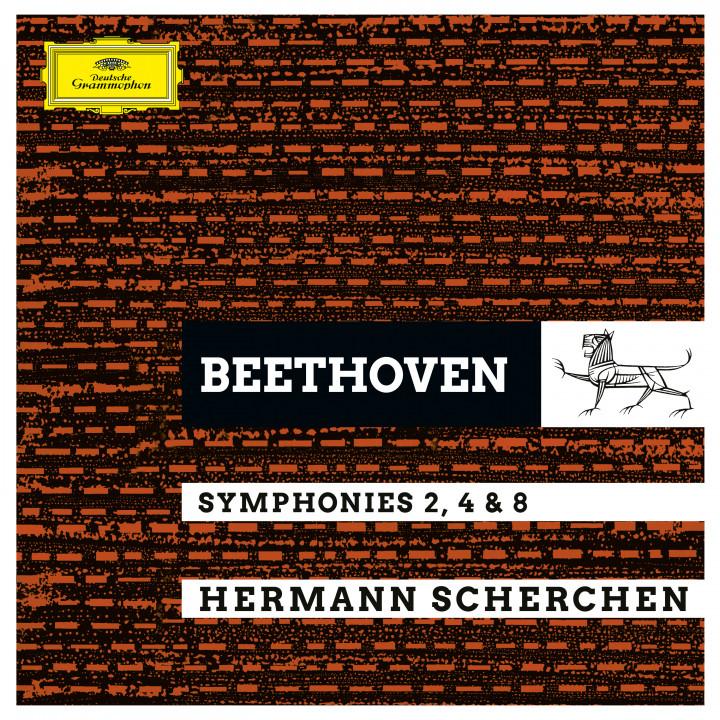 Beethoven_ Symphony 2, 4 & 8 - Hermann Scherchen